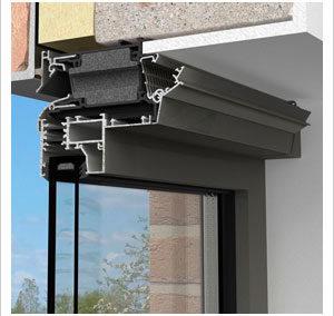 Aireadores regulables sobre el marco de la ventana