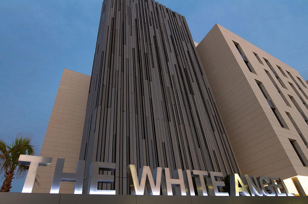 Celosías The White Angel Ibiza