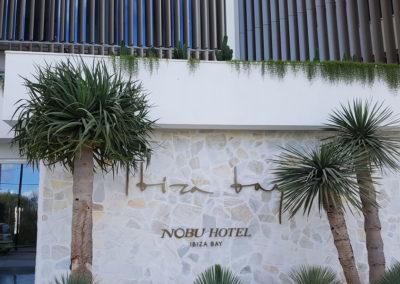 Celosías Hotel Nobu Ibiza