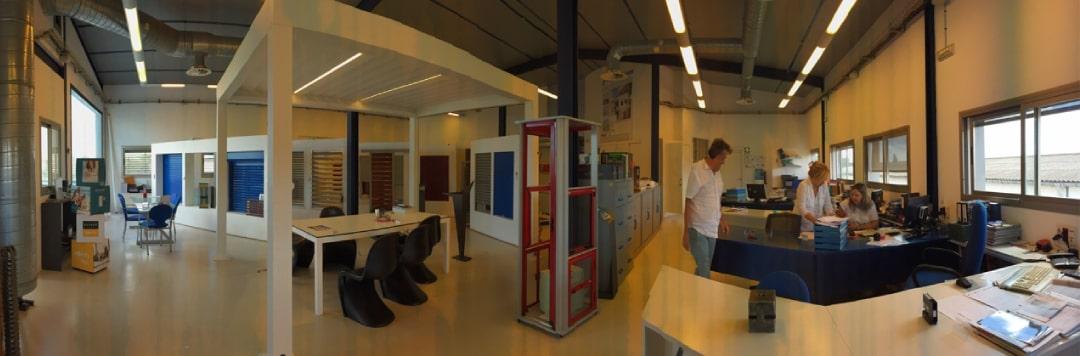 Oficina - Instalaciones Roselló