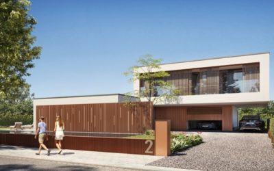 Los nuevos elementos de jardinería Linarte crean un estilo consistente alrededor de su vivienda