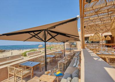 Sombrillas Assaona Beach Club Palma