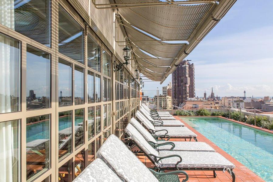 alicantina hotel palace barcelona