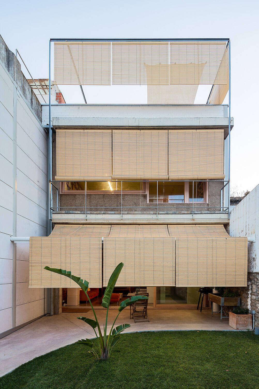 alicantinas viviendaestudio valorllims arquitectura terraza