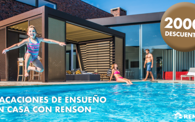"RENSON special offer ""Staycation"""