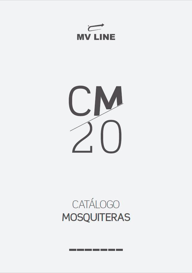 mv line catalogo mosquiteras