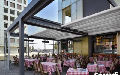 HORECA: How patio covers can increase your income by 30%