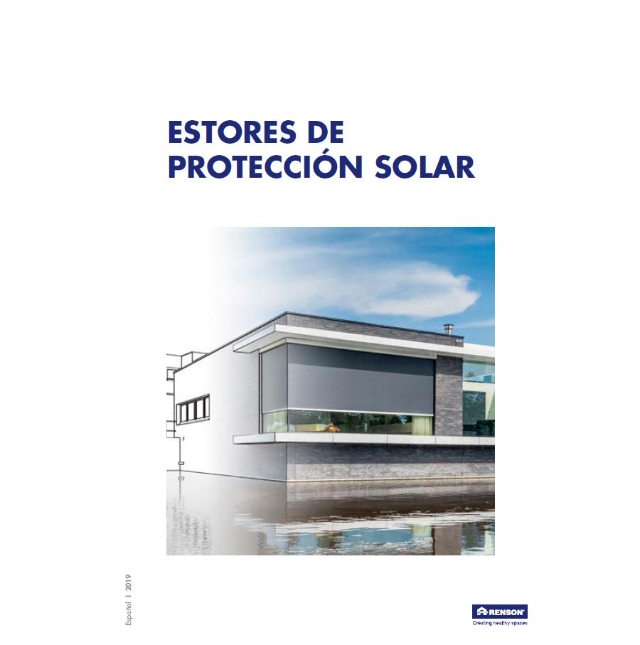 RENSON Estores de protección solar