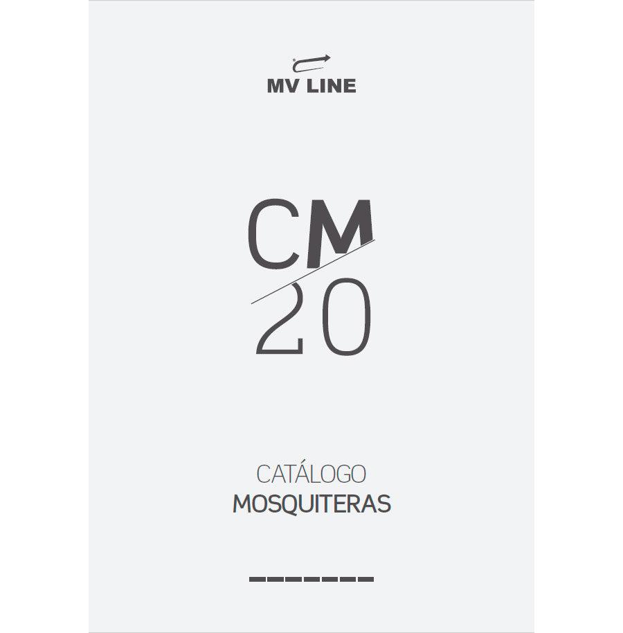 Catálogo mosquiteras MV Line